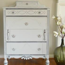 Seagull Gray Dresser