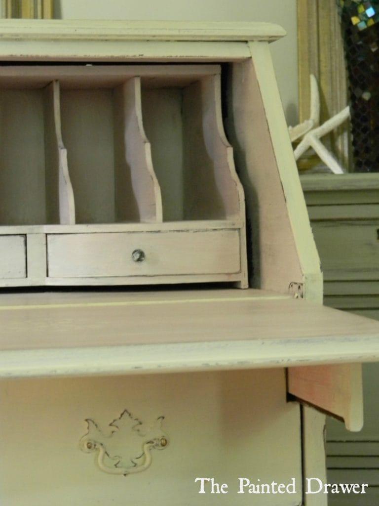 Laurel's Desk and Lavender
