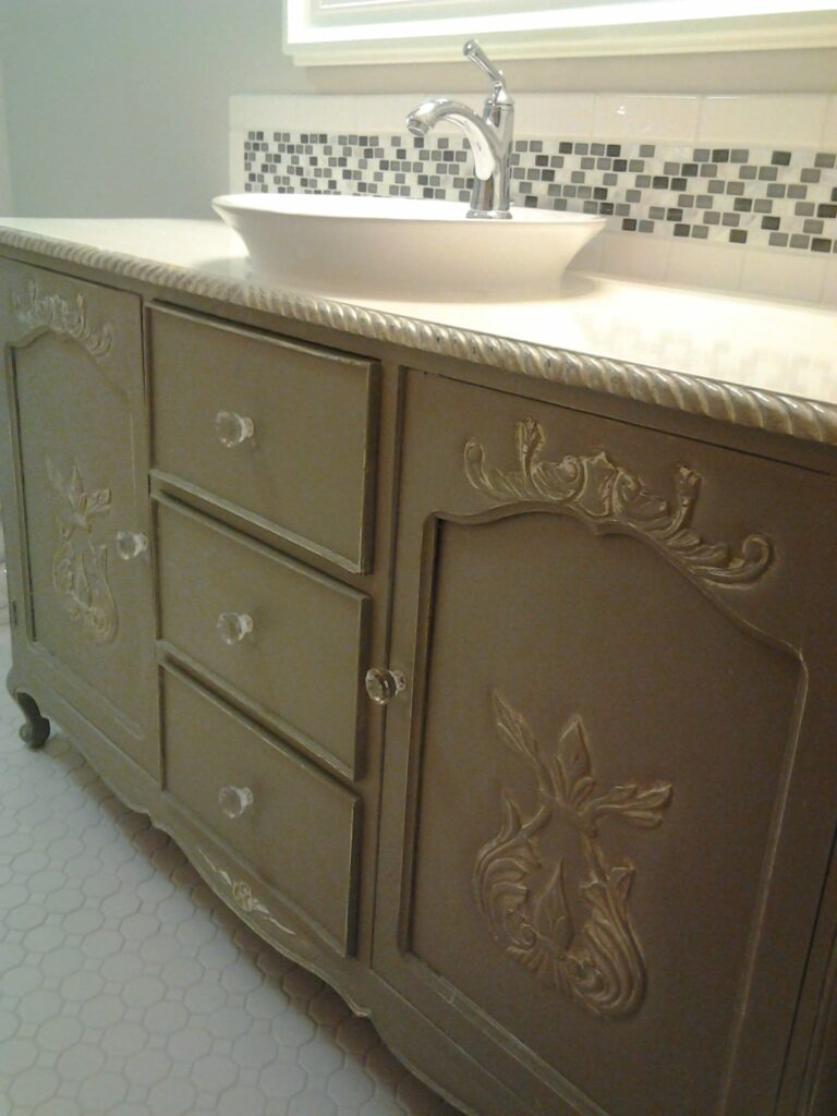 Favorite Find and a New Purpose for the French Country Sideboard
