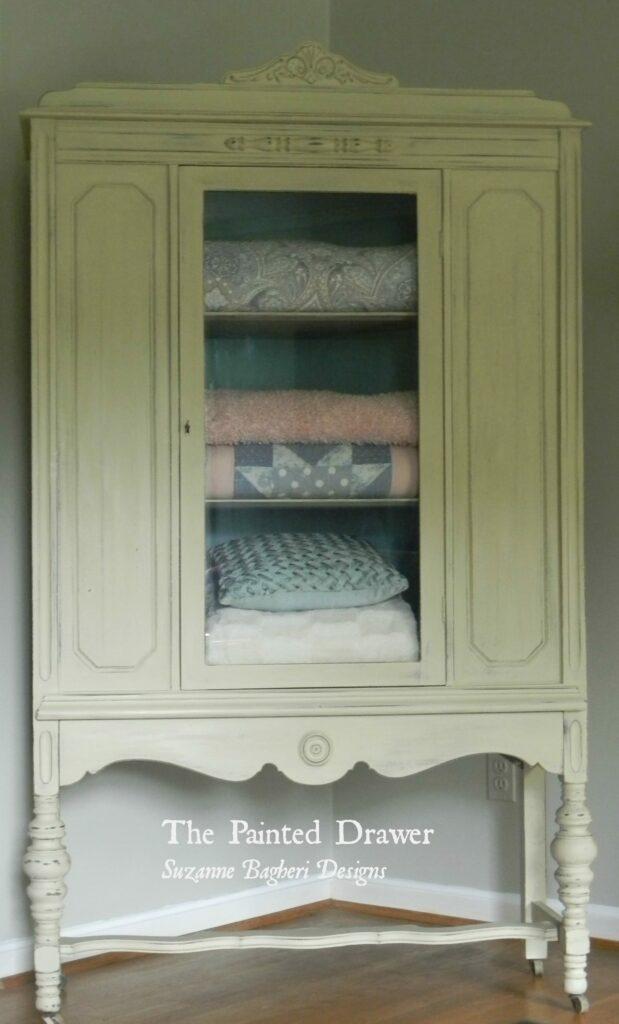 A Vintage Cabinet