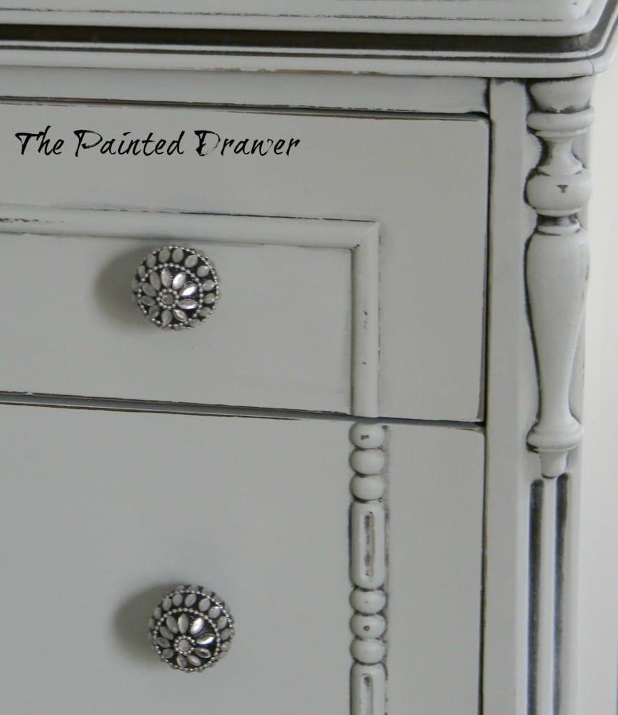 Vintage Details www.thepainteddrawer.com