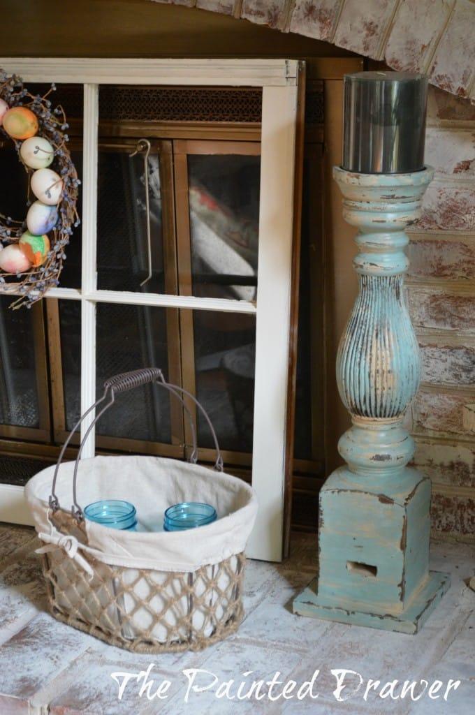 Easter Decor www.thepainteddrawer.com