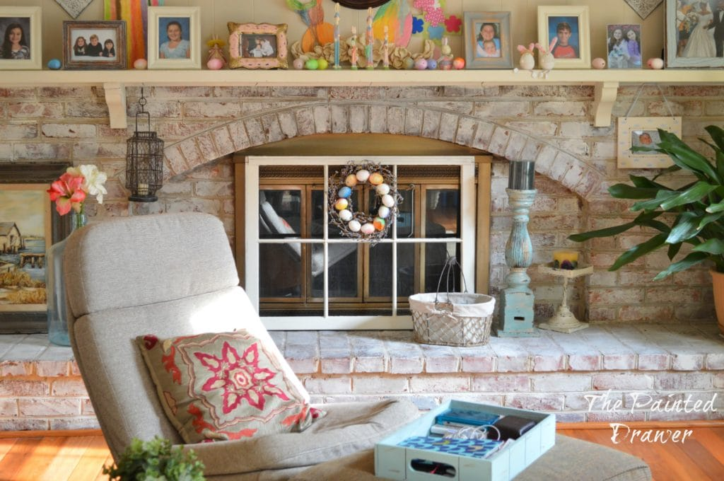 Spring into a Brighter Family Room