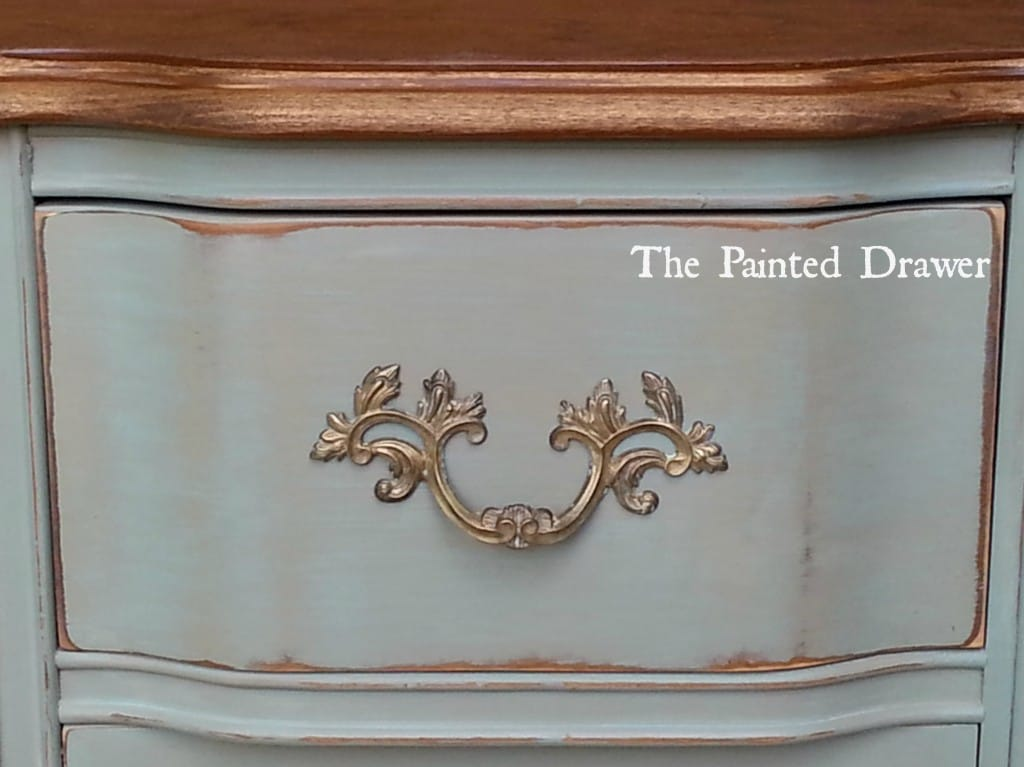 French Detail www.thepainteddrawer.com