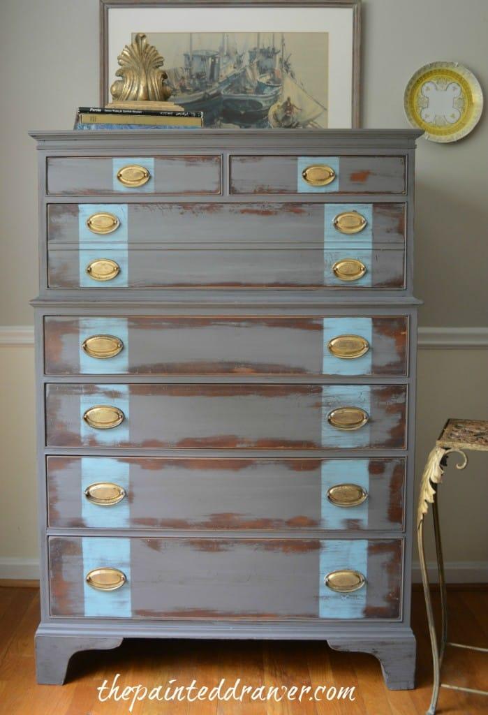 My Avant-Garde, Hepplewhite Dresser