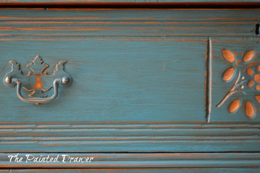 General Finishes Milk Paint www.thepainteddrawer.com