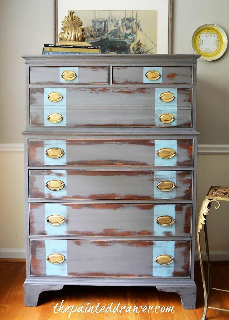 Hepplewhite Dresser