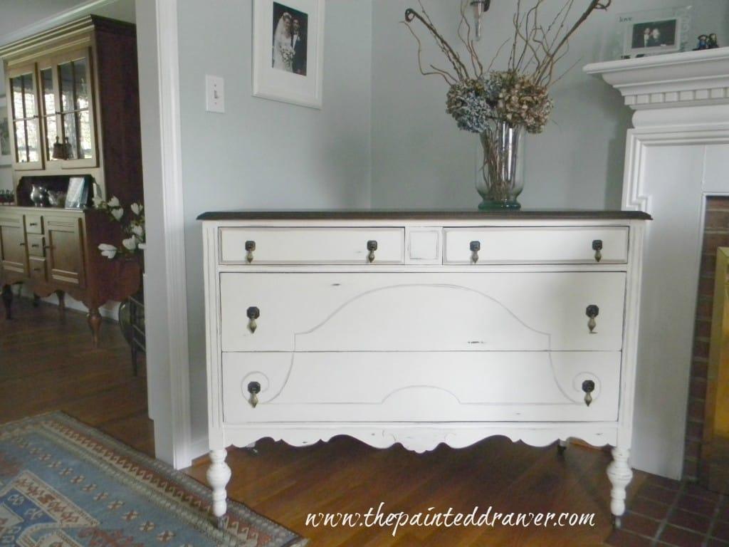 My first large sale - Natasha's Dresser