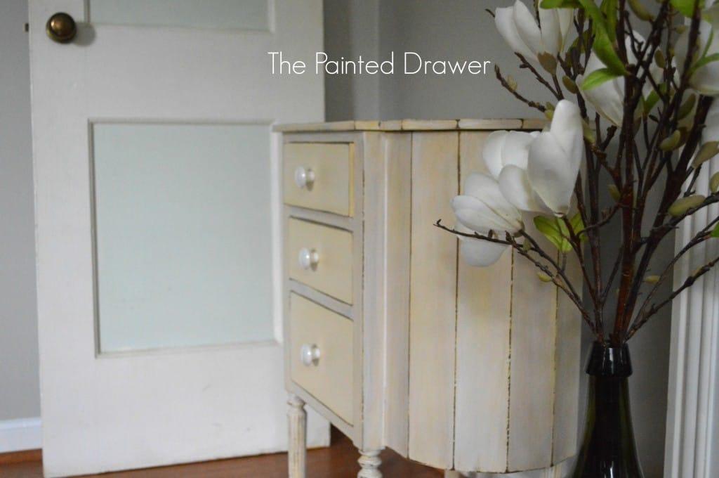 Old Door www.thepainteddrawer.com