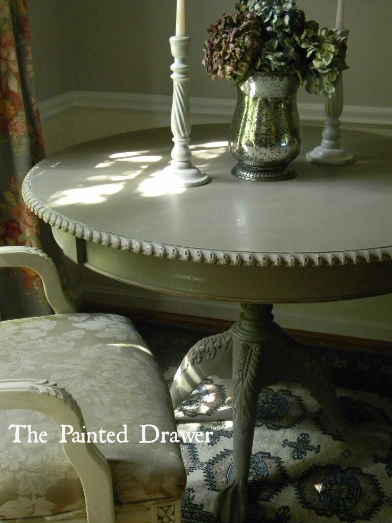 Annie Sloan Coco Table