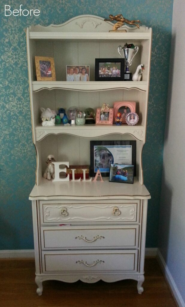 Old French Provincial www.thepainteddrawer.com