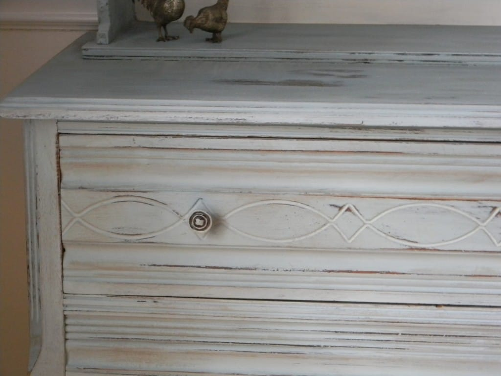 Aubusson/Old White with French Linen Wash
