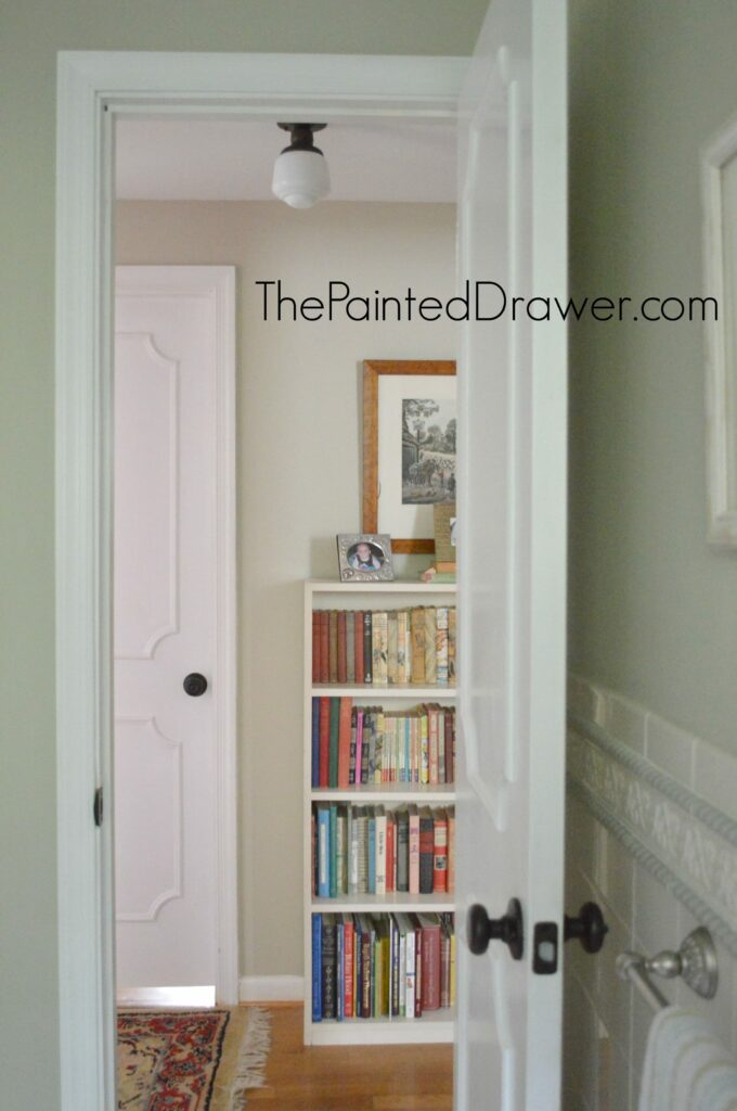 Creating a Paneled Door for Less