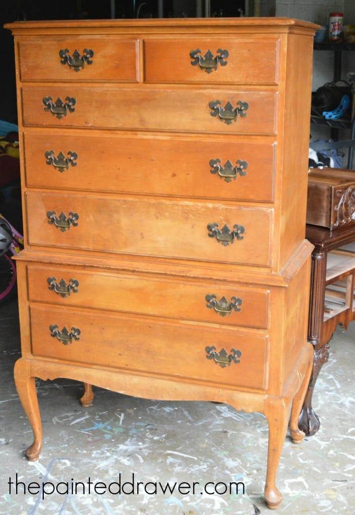 French Dresser thepainteddrawer.com