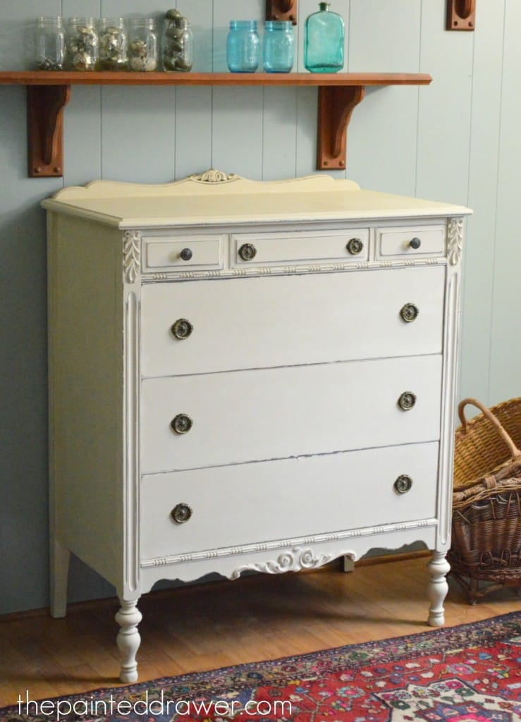 The Vintage Chest – Before & After