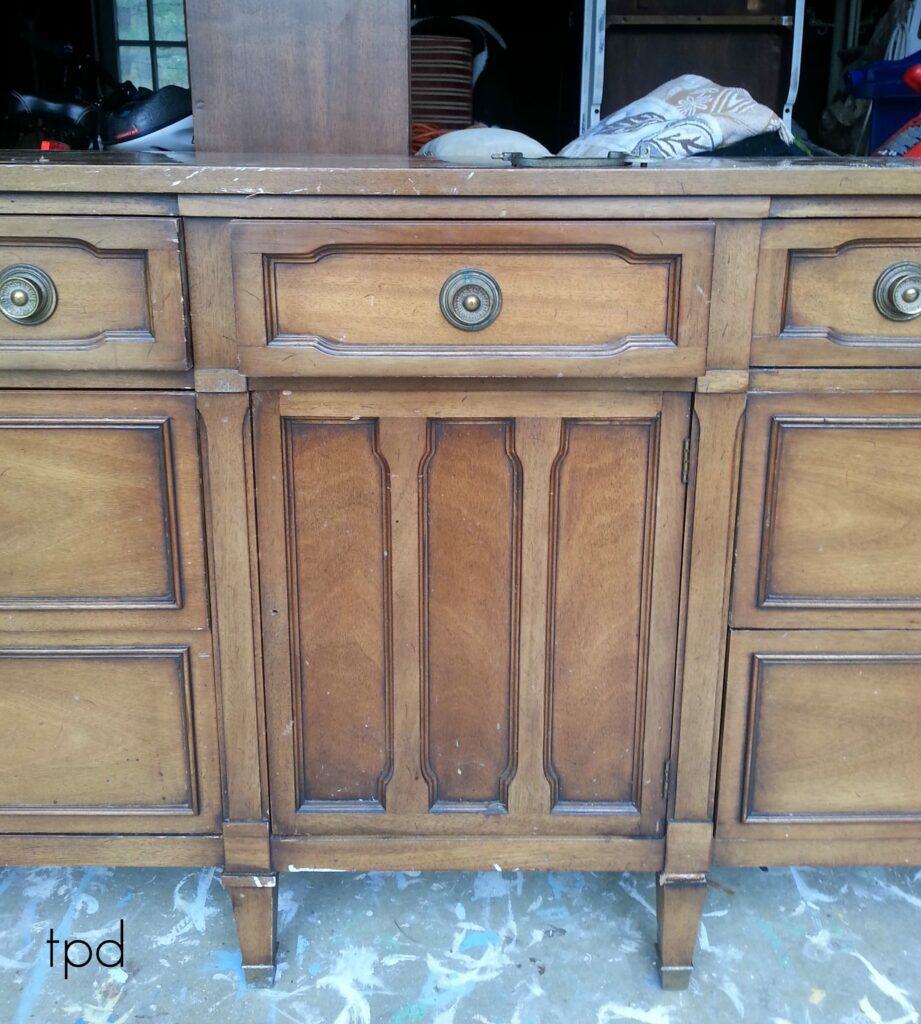 Favorite Find Monday – A Drexel Triune Dresser