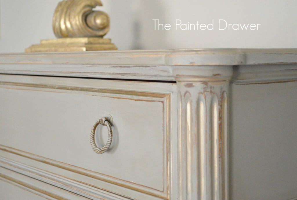Davis Cabinet Co. Chest www.thepainteddrawer.com