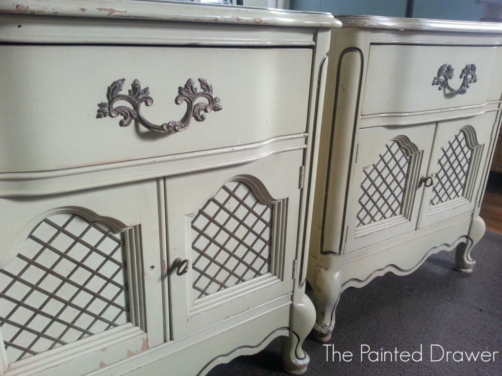 French Provincial www.thepainteddrawer.com