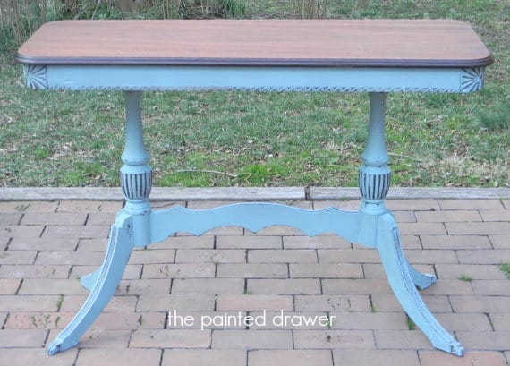 Vintage Console Table in Provence