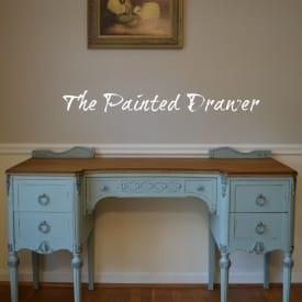 Persian Blue Desk