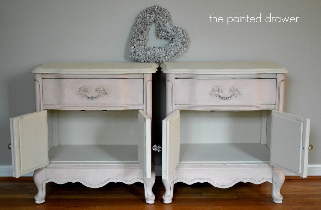 French Tables www.thepainteddrawer.com
