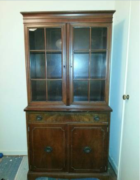 Favorite Find Monday – Griege Farmhouse Cabinet