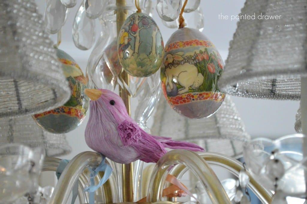 Easter Chandelier8