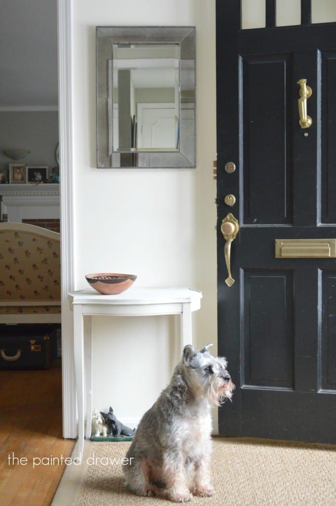 Foyer www.thepainteddrawer.com