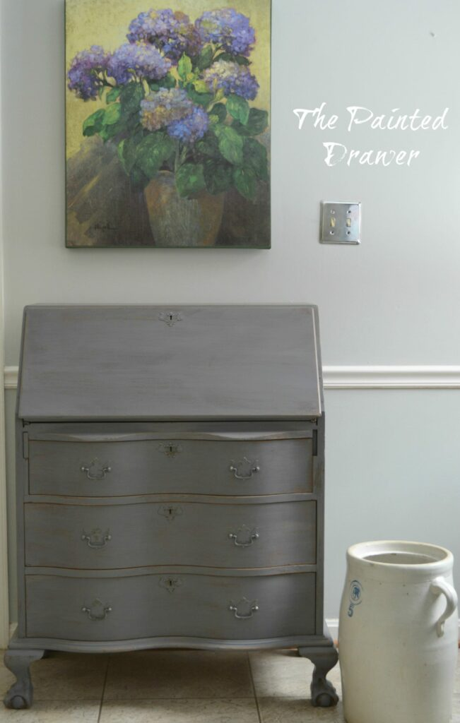 Paint Color Highlight – General Finishes Driftwood
