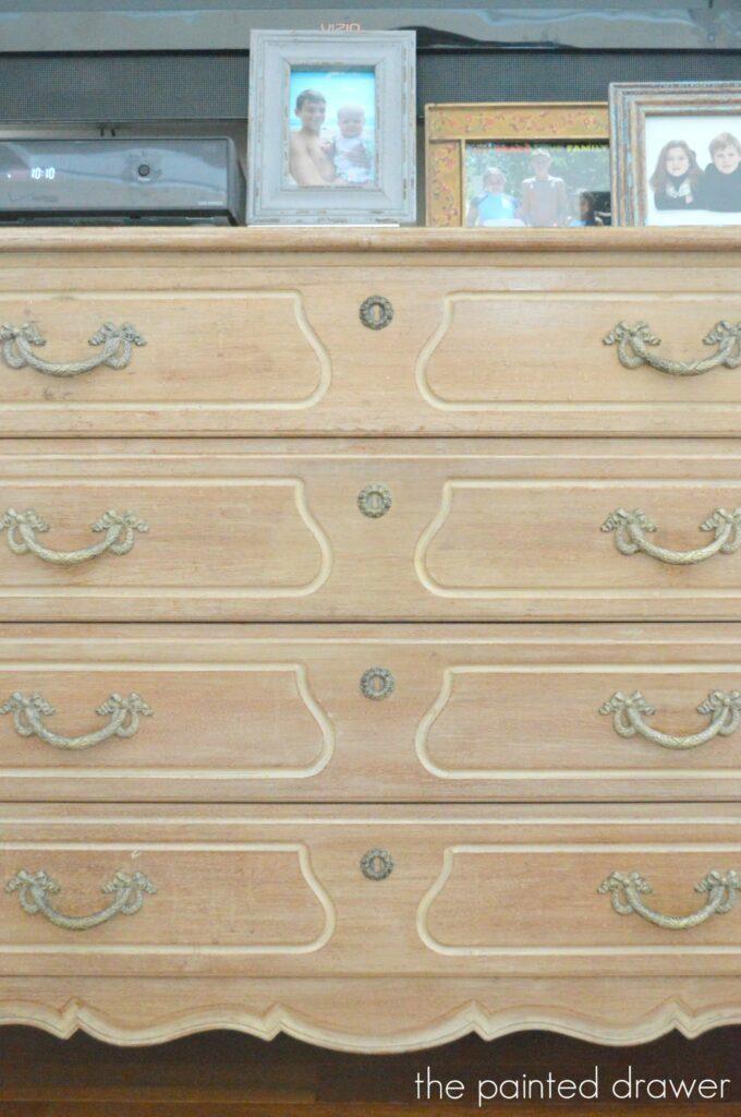 French Dresser www.thepainteddrawer.com