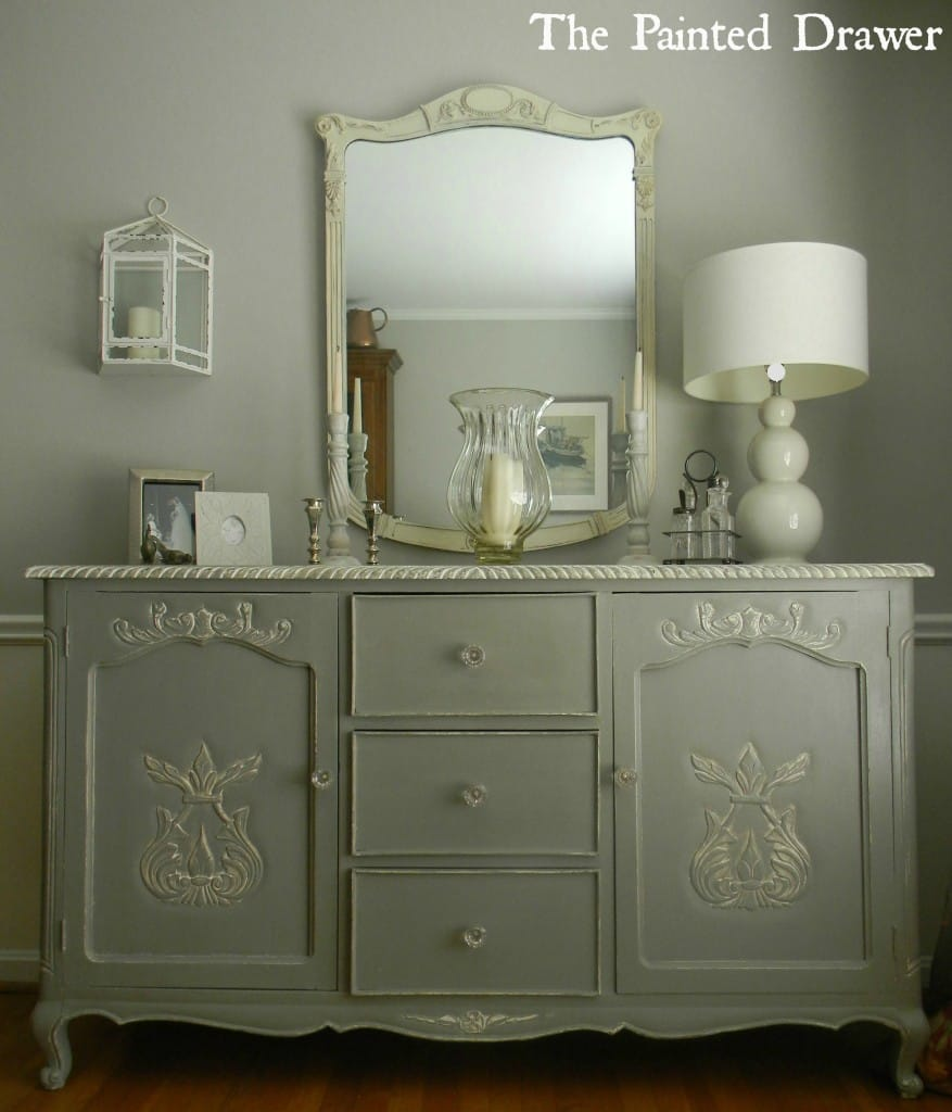 French Buffet www.thepainteddrawer.com