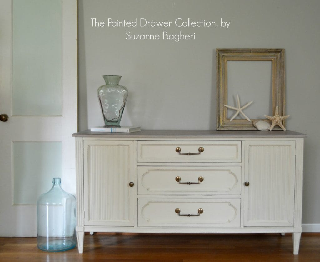 The Beach Chic Dresser – Before and After