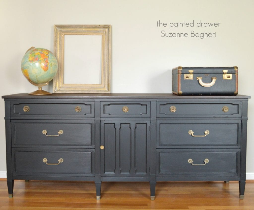 The Drexel Triune Dresser – Before & After