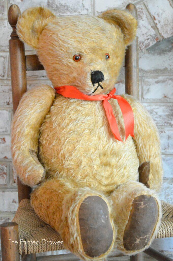 Archie the Scottish Bear