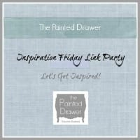 The Painted Drawer Inspiration Link Party