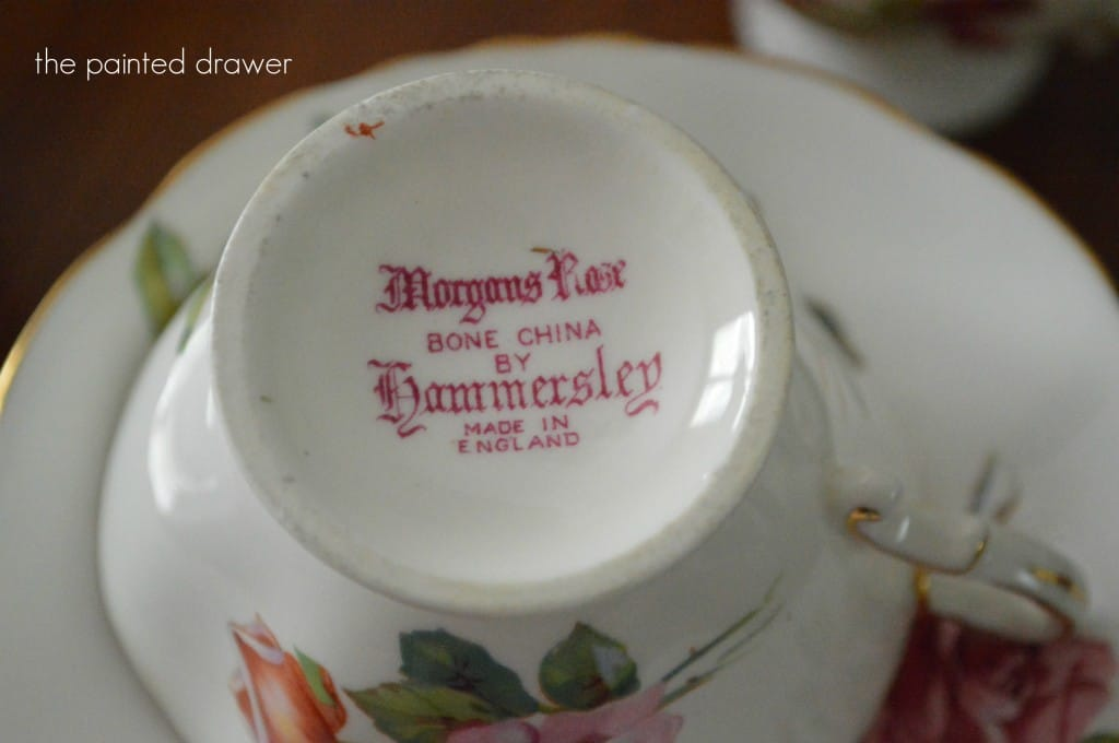 Hammersley China