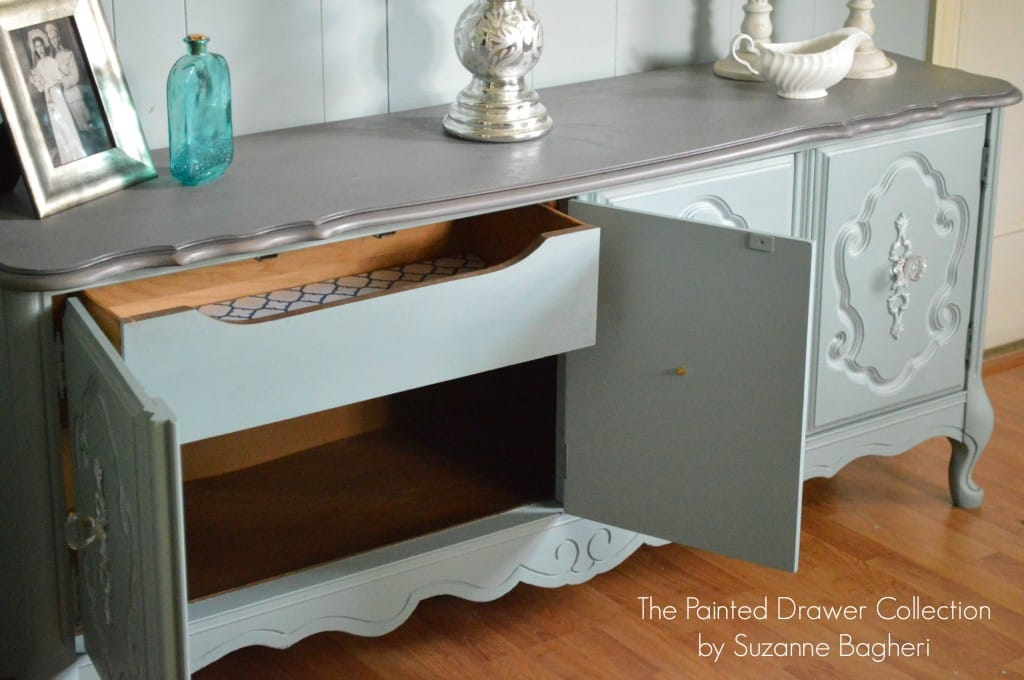 Vintage Bassett Cabinet6