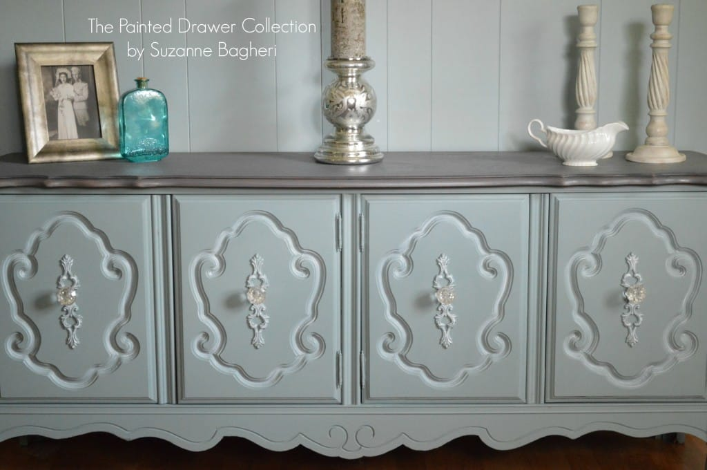 Vintage Bassett Cabinet8