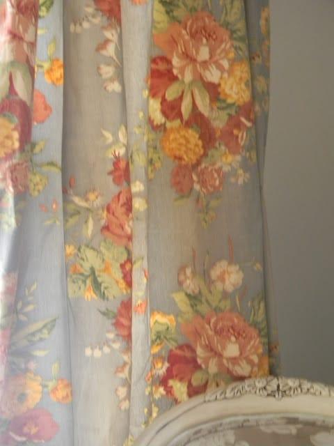 Thrift Store Curtain