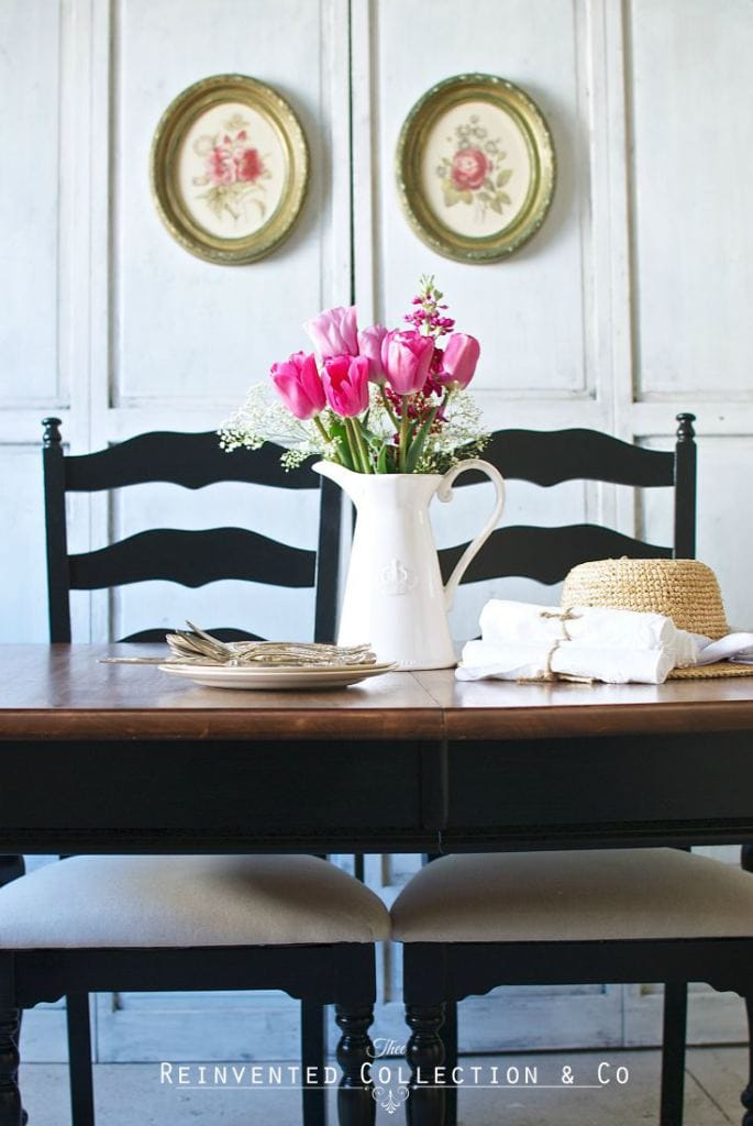 Reinvented-Collection-refinished-black-dining-table