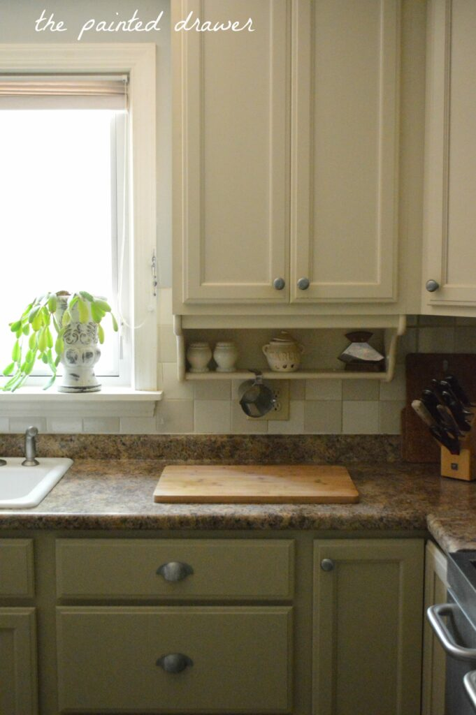General finishes millstone painted kitchen cabinets for Kitchen cabinet finishes