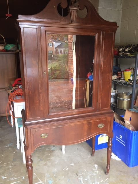 Favorite Find Monday – Classic Cabinet