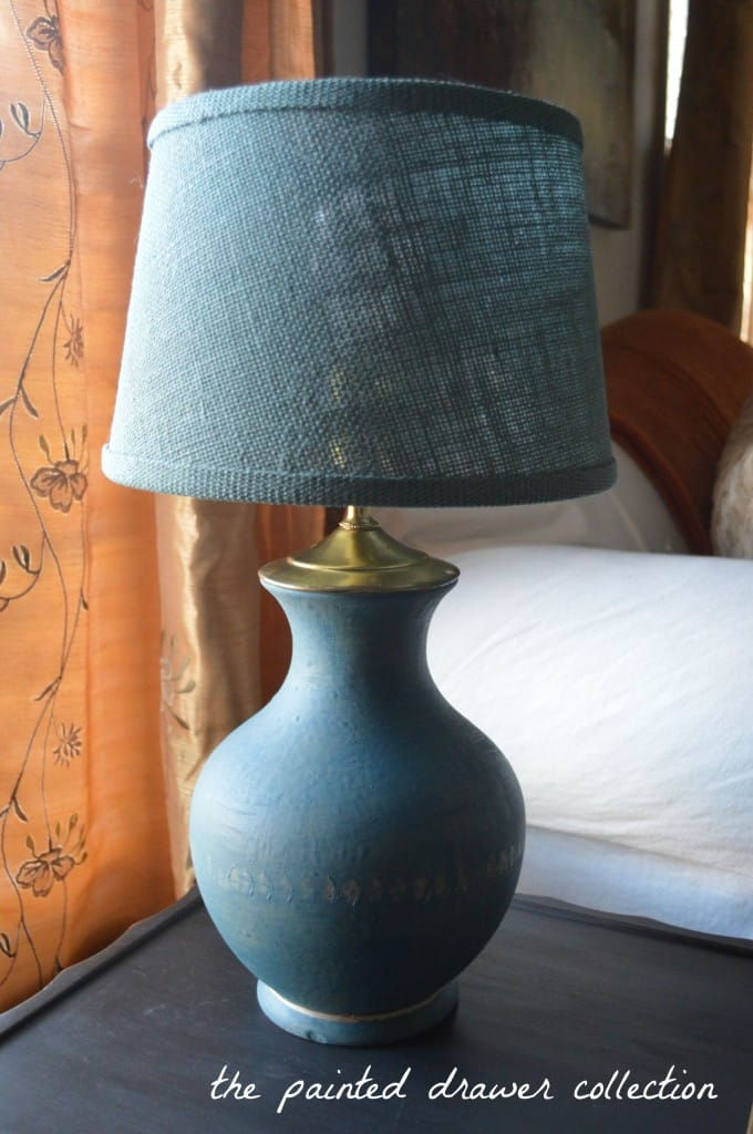 Aubusson Lamp