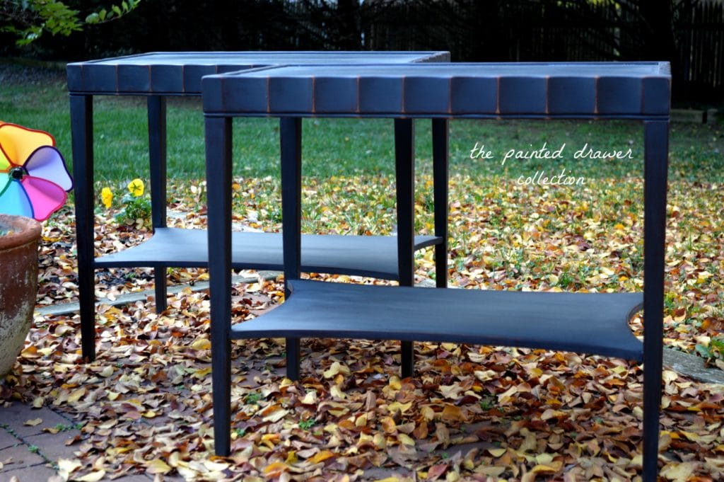 Graphite Tables annie sloan