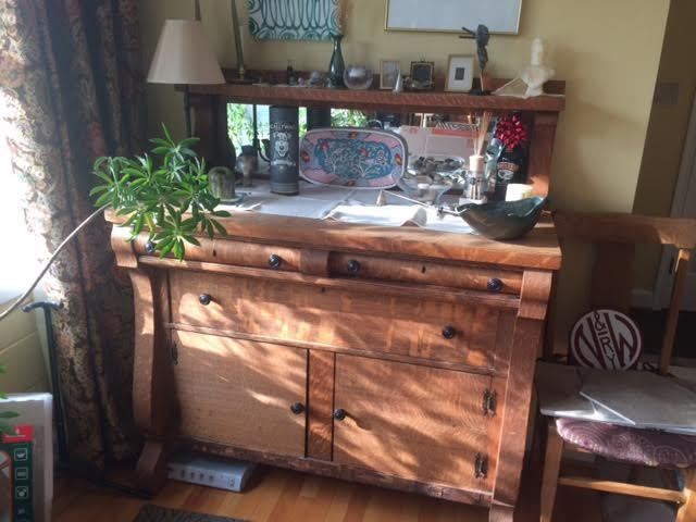 Favorite Find Monday – American Empire Chest of Drawers