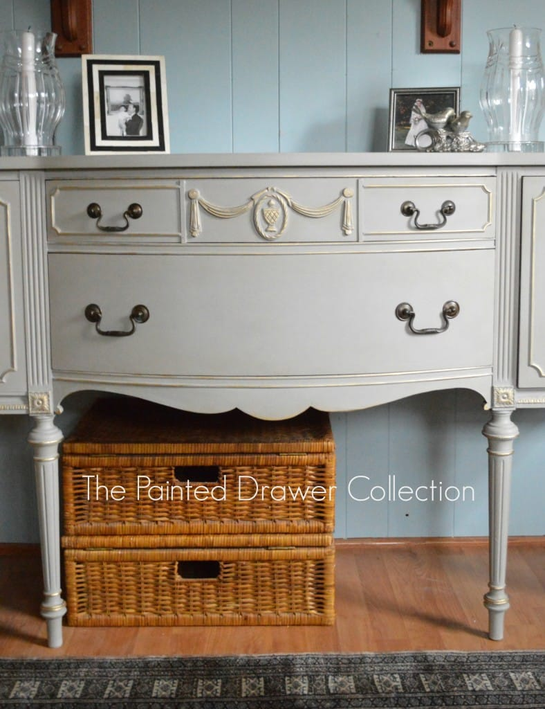 French Sideboard14