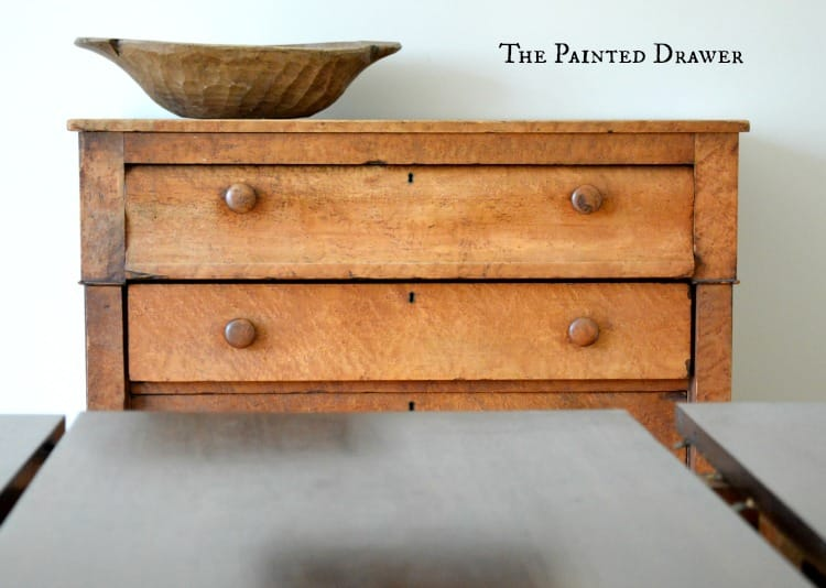 Antique Farmhouse Dresser, Farmhouse Chest of Drawers, vintage chest