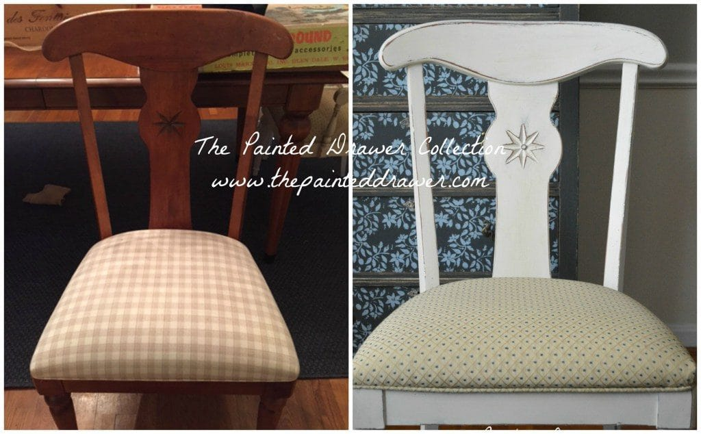 How to Apply Wax - Clear and Dark, Dining Room Chairs, video tutorial
