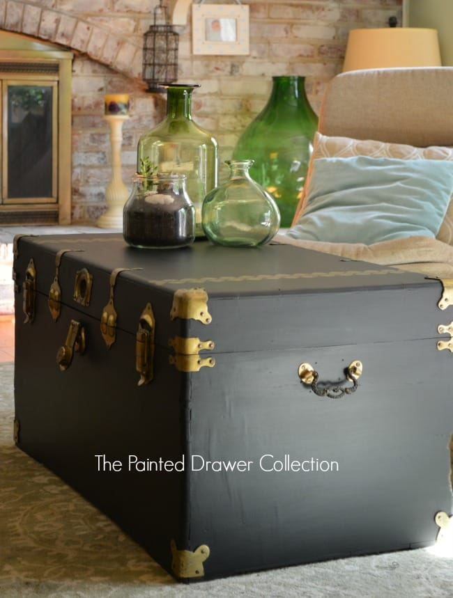 Orange is the New Black – Cedar Chest Reveal