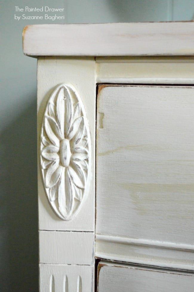 Blush Dresser in Annie Sloan Old Ochre